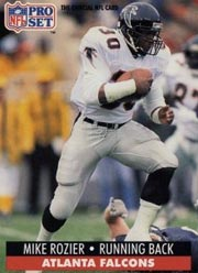 Mike Rozier - RB #30